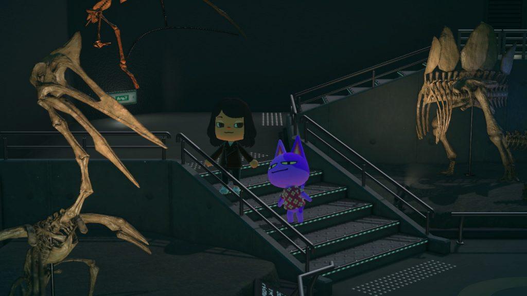 Animal Crossing New Horizons fossielen