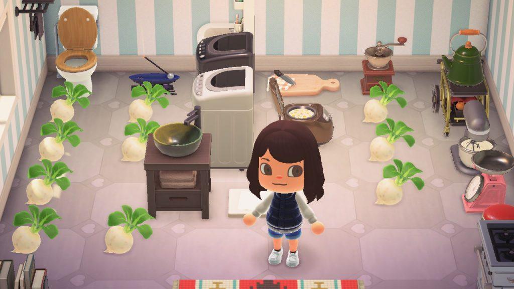 Animal Crossing New Horizons knollen