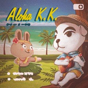 Animal Crossing New Horizons Aloha K.K. Album