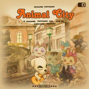 Animal Crossing New Horizons Animal City Album