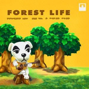 Animal Crossing New Horizons In het bos album