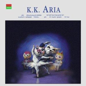 Animal Crossing New Horizons K.K.-aria album