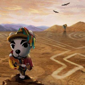 Animal Crossing New Horizons K.K. bij de condors album