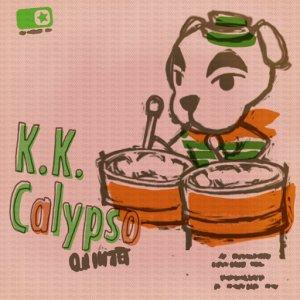 Animal Crossing New Horizons K.K.-calypso album