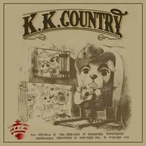 Animal Crossing New Horizons K.K.-country album