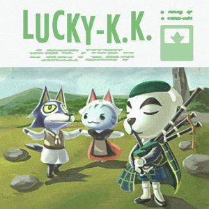Animal Crossing New Horizons K.K. de Kelt album