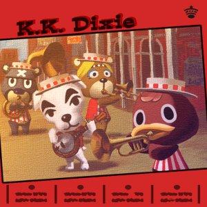 Animal Crossing New Horizons K.K.-dixieland album