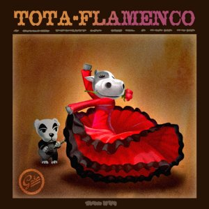 Animal Crossing New Horizons K.K.-flamenco album