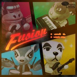 Animal Crossing New Horizons K.K.-fusion album