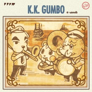 Animal Crossing New Horizons K.K.-gumbo album
