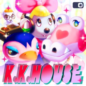 Animal Crossing New Horizons K.K.-house album