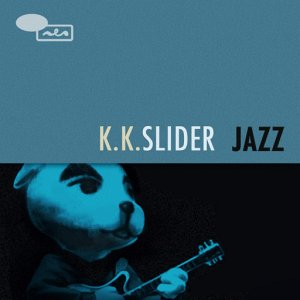 Animal Crossing New Horizons K.K.-jazz album