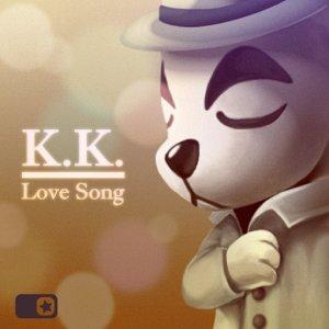 Animal Crossing New Horizons K.K.-liefdeslied album
