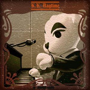 Animal Crossing New Horizons K.K.-ragtime album