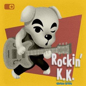 Animal Crossing New Horizons K.K.-rock-'n-roll album
