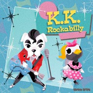 Animal Crossing New Horizons K.K.-rockabilly album