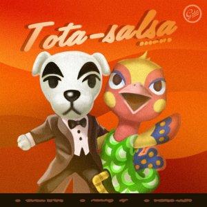Animal Crossing New Horizons K.K.-salsa album
