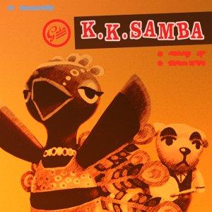 Animal Crossing New Horizons K.K.-samba album