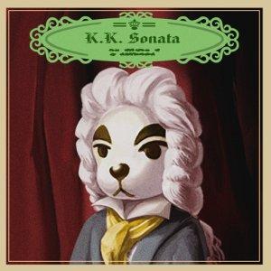 Animal Crossing New Horizons K.K.-sonate album