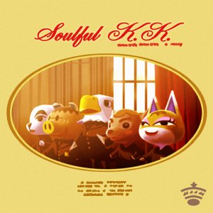 Animal Crossing New Horizons K.K.-soulblues album