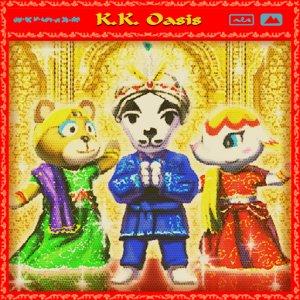 Animal Crossing New Horizons Maharadja K.K. album