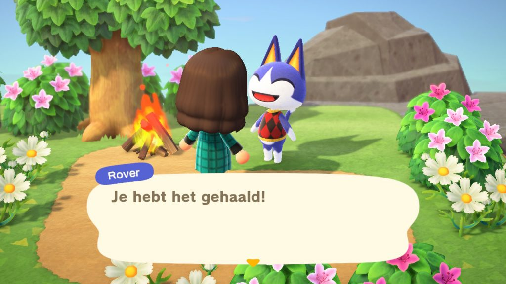 Animal Crossing New Horizons Meidag Rover