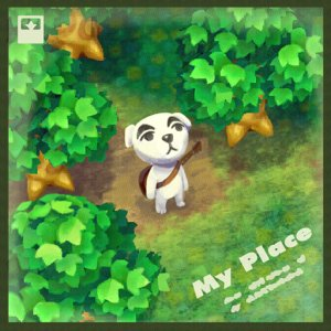Animal Crossing New Horizons Mijn thuis album