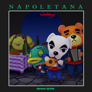 Animal Crossing New Horizons Napolitain album