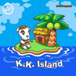 Animal Crossing New Horizons Onbewoond eiland album
