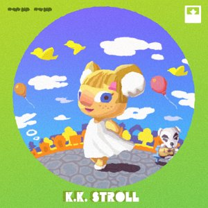 Animal Crossing New Horizons Op straat album