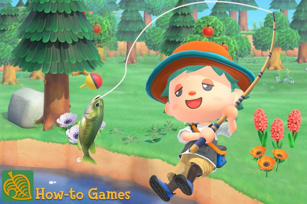 Animal Crossing New Horizons Vissen