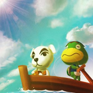 Animal Crossing New Horizons Zeelied album