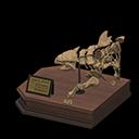 Animal Crossing New Horizons ankylosauruskop