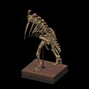Animal Crossing New Horizons brachiosaurusbekken
