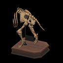Animal Crossing New Horizons brontopsstaart