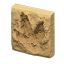 Animal Crossing New Horizons fossiele pootafdruk