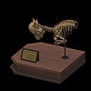 Animal Crossing New Horizons pachycephalosauruskop