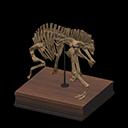 Animal Crossing New Horizons parasaurolophusromp