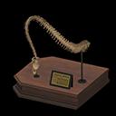 Animal Crossing New Horizons plesiosauruskop