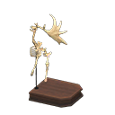 Animal Crossing New Horizons reuzenhert (linkerhelft)