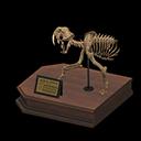 Animal Crossing New Horizons sabeltandtijgerkop