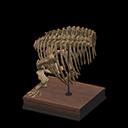 Animal Crossing New Horizons triceratopsromp