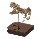 Animal Crossing New Horizons tyrannosauruskop