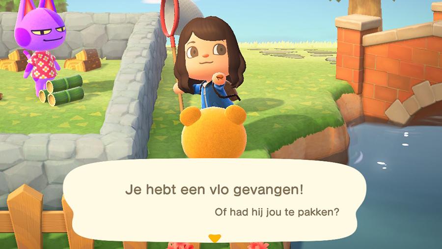 Animal Crossing New Horizons vlo