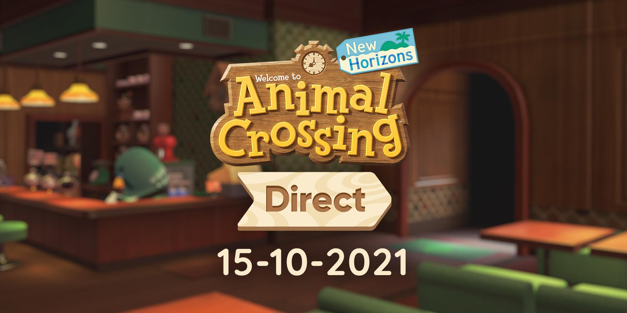 Animal Crossing New Horizons 5 november update
