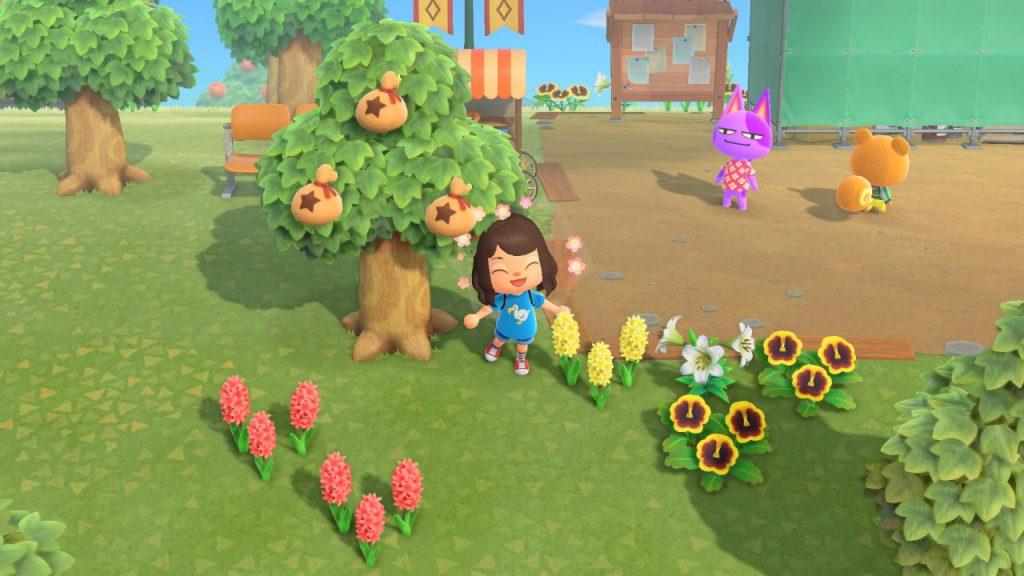 Money tree Animal Crossing New Horizons