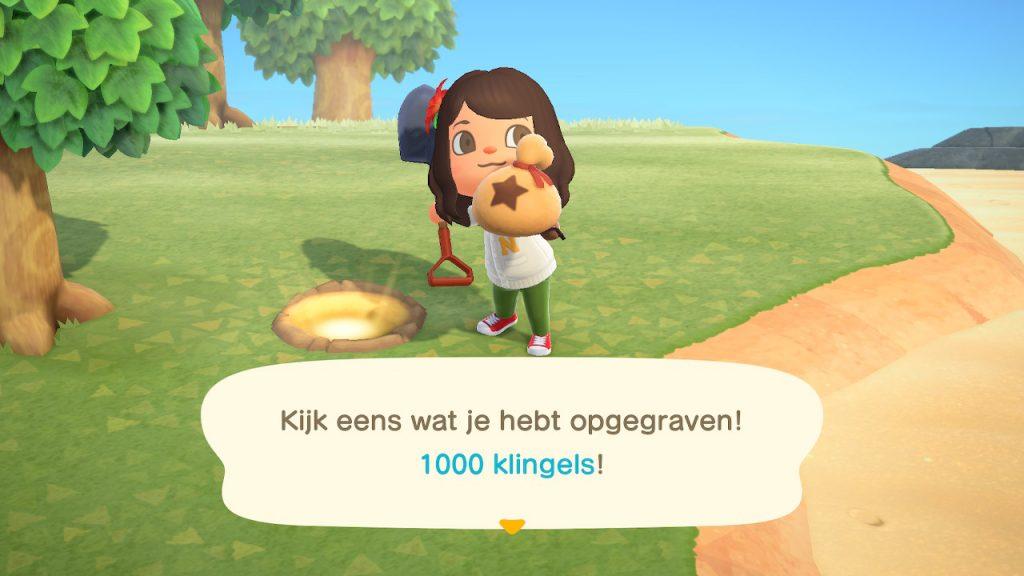 Animal Crossing geldboom