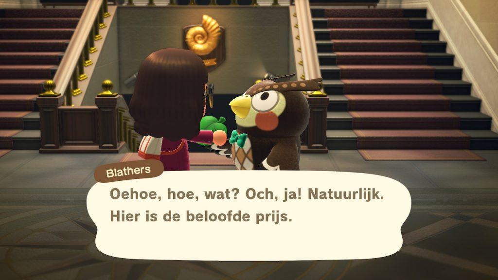 Animal Crossing Internationale Museumdag