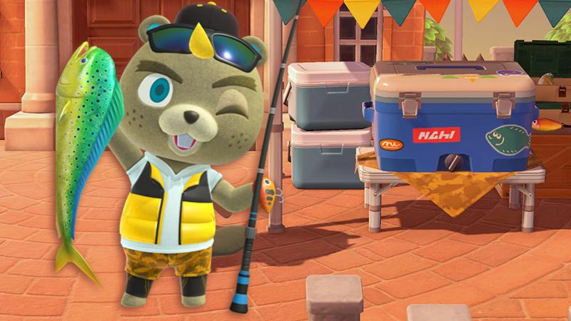 Animal Crossing vistoernooi